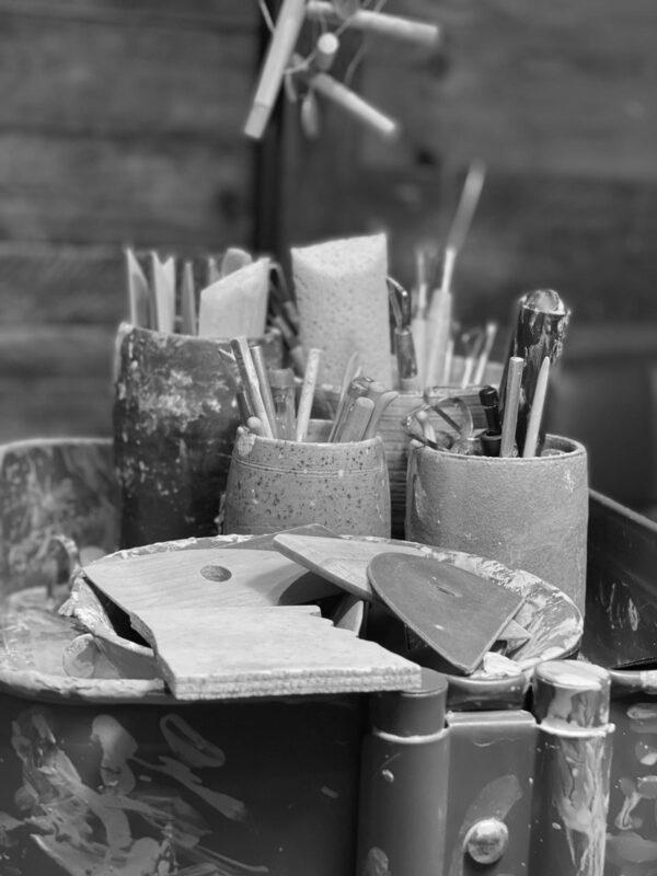 pottery.hontas Werkzeug
